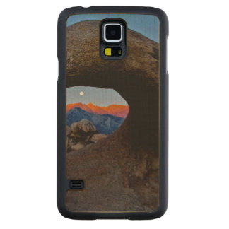 The Scenic Alabama Hills Nestled Maple Galaxy S5 Case