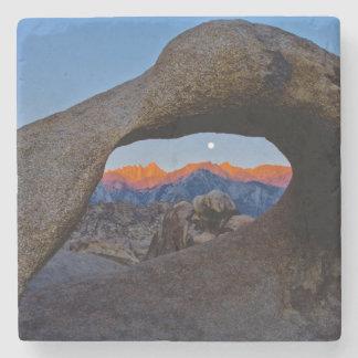 The Scenic Alabama Hills Nestled Stone Coaster