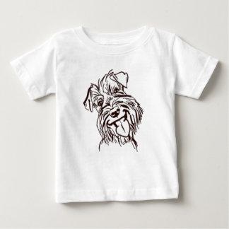 The Schnauzer Love of My Life Baby T-Shirt