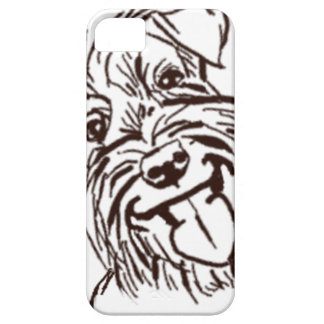 The Schnauzer Love of My Life iPhone 5 Case