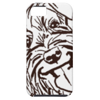 The Schnauzer Love of My Life iPhone 5 Cases