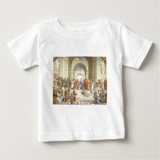 The School of Athens Baby T-Shirt
