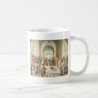 The School of Athens Coffee Mug