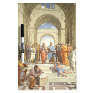 The School of Athens Dry-Erase Whiteboard