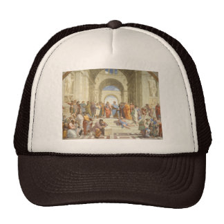 The School of Athens Trucker Hat