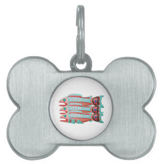 THE SCHOOL SESSION PET NAME TAG