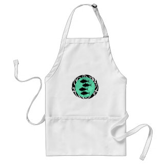 THE SCHOOL TRIBE STANDARD APRON