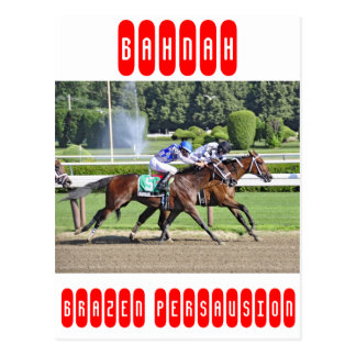 The Schuylerville Stakes Postcard