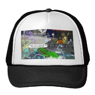 The Scientist Dub Hats