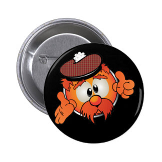The Scottish Guy 2 Inch Round Button