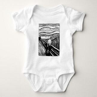 The Scream Baby Bodysuit