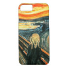 The Scream by Edvard Munch Case-Mate iPhone Case