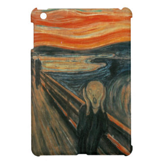 The Scream by Edvard Munch iPad Mini Cover