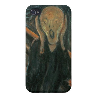 The Scream by Edvard Munch iPhone 4/4S Case