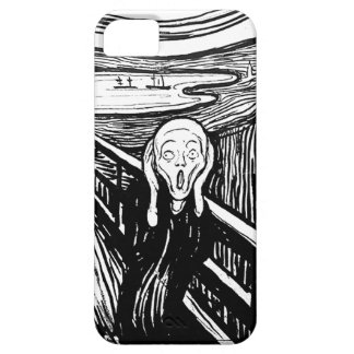 The Scream by Edvard Munch iPhone 5 Covers