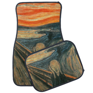 The Scream by Edvard Munch | Painting Car Liners