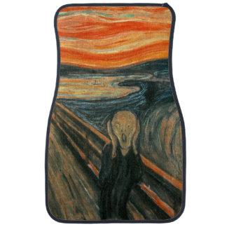 The Scream by Edvard Munch | Painting Floor Mat