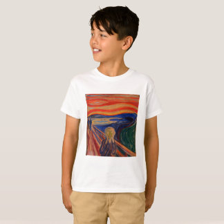 The Scream by Edvard Munch T-Shirt