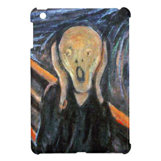 The Scream by Munch: Fine Art SCREAMING CASE iPad Mini Covers