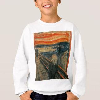 The Scream - Edvard Munch. Painting Artwork. Sweatshirt