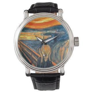 The Scream - Edvard Munch Watch