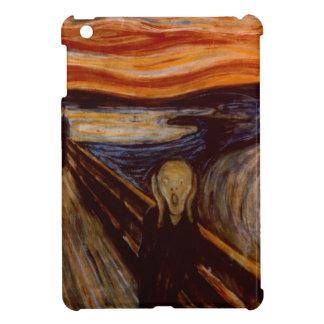 The Scream Fine Art Expressionism Edvard Munch iPad Mini Cover