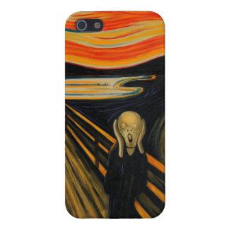 The Scream iPhone 5/5S Case