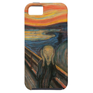 The Scream  iPhone 5 Case
