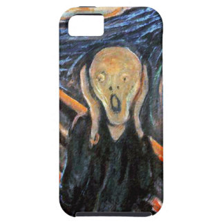 The Scream - Painting by Munch - SCREAMING CASE
