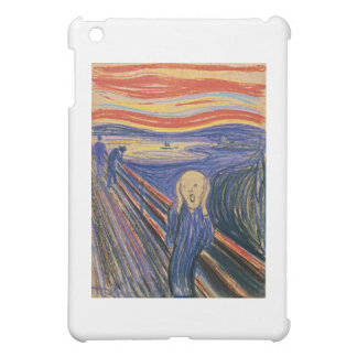 The Scream (pastel 1895) High Quality Image Case For The iPad Mini