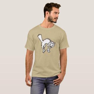 The Screaming Cat T-Shirt