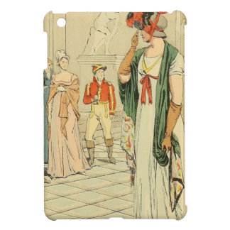 The Sculpture Gallery in the Louvre iPad Mini Case