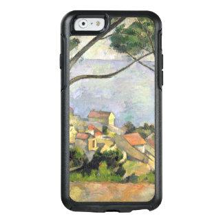 The Sea at l'Estaque, 1878 OtterBox iPhone 6/6s Case