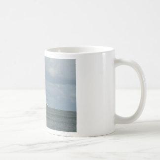The sea gull and the sea coffee mug