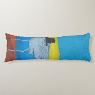 The Seagull Leader Body Pillow. Body Pillow
