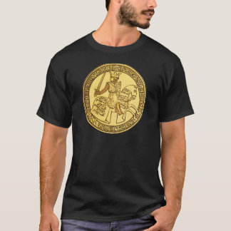 The Seal Of King Edward I T-Shirt