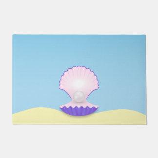 The Seashell Doormat