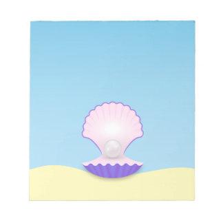 The Seashell Notepad