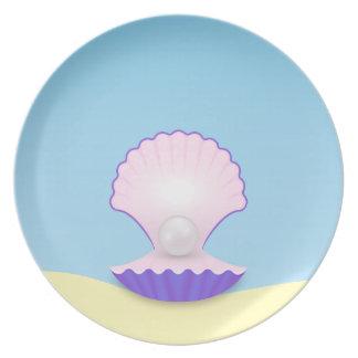 The Seashell Plate