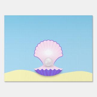 The Seashell Sign