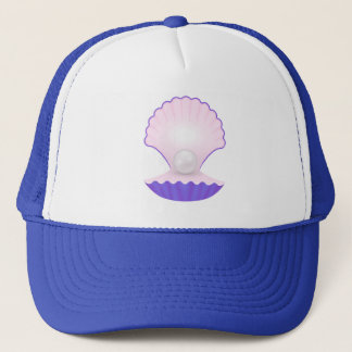 The Seashell Trucker Hat