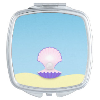 The Seashell Vanity Mirror
