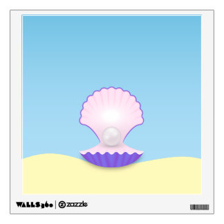The Seashell Wall Sticker