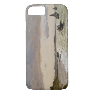 The Seashore at Sainte-Adresse, 1864 iPhone 7 Case