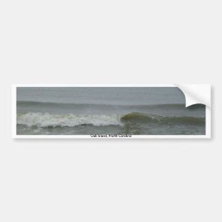 The Seashore Bumper Sticker