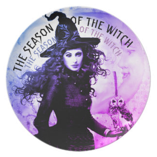 THE SEASON OF THE WITCH PLATE