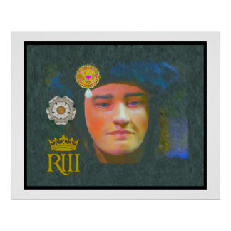 The Second Coming of Richard III Poster