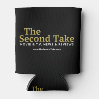The Second Take Official Logo Bottle Cooler