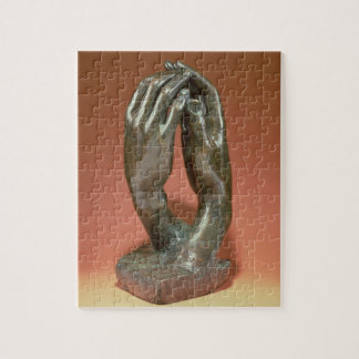 The Secret, c.1910 (bronze) (see also 167161) Jigsaw Puzzle