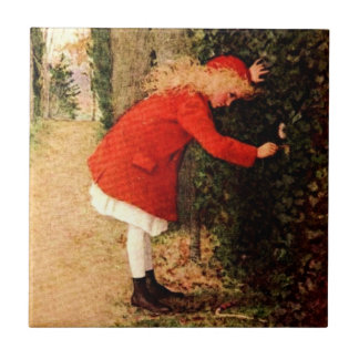The Secret Garden Tile